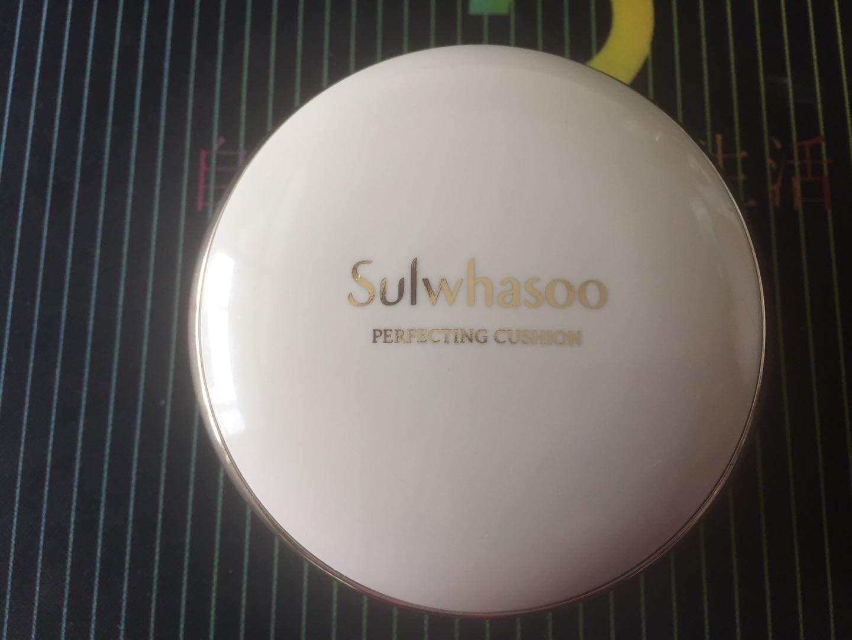 Sulwhasoo  CC霜  进口粉饼